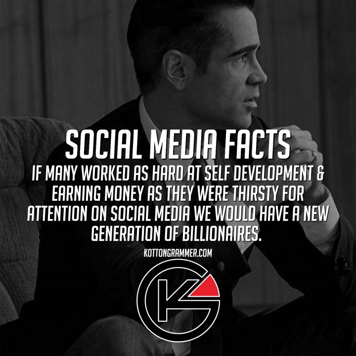 Social Media Quotes Kotton Grammer